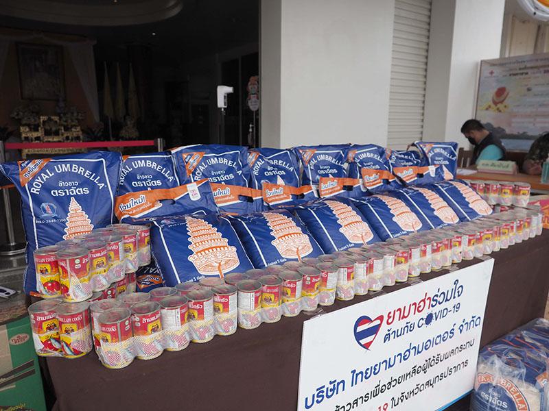 yamaha_covid19-donation_samutprakarn_001