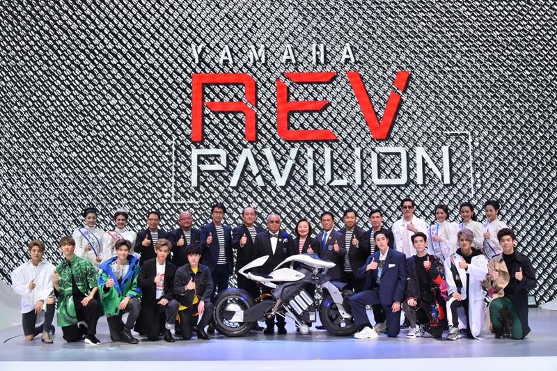 Yamaha REV Pavilion 2018 (1)