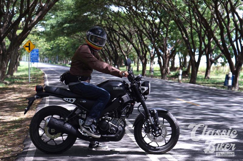 All New Yamaha XSR155 (21)