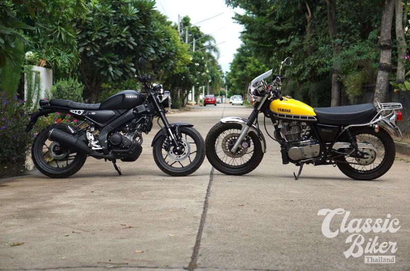 All New Yamaha XSR155 (6)