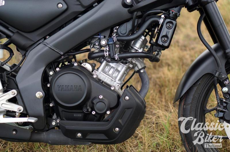 All New Yamaha XSR155 (7)