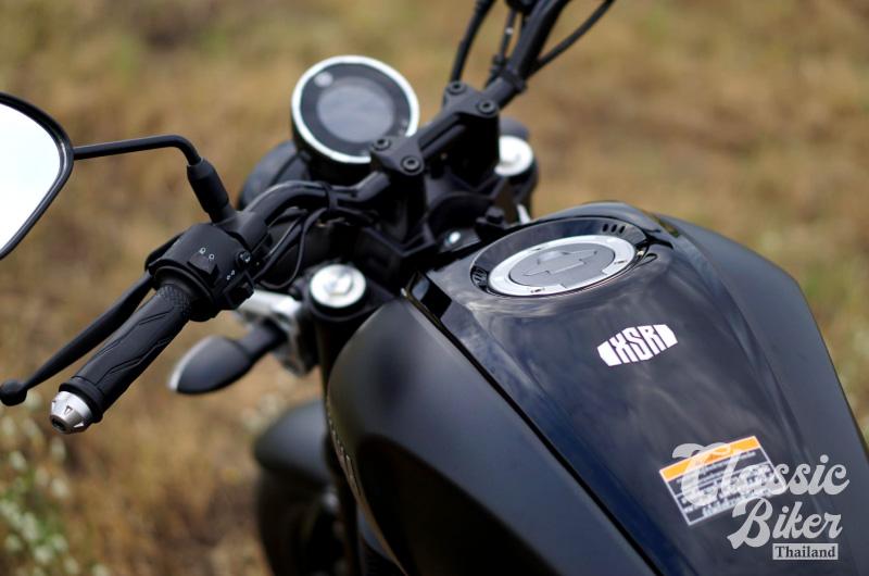 All New Yamaha XSR155 (8)