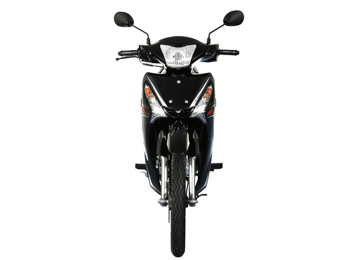 Yamaha FINN สีดำ-เทา l 2