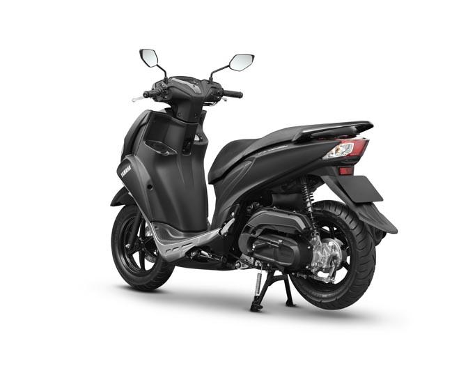 Yamaha_FreeGO_2020_Gray (4)