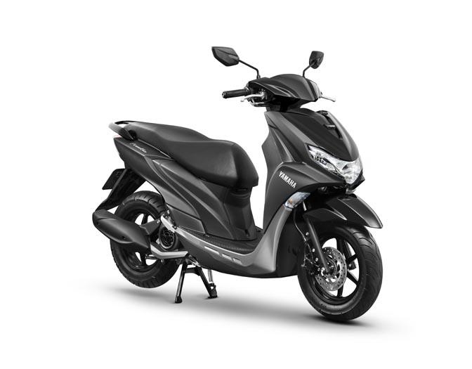 Yamaha_FreeGO_2020_Gray (8)