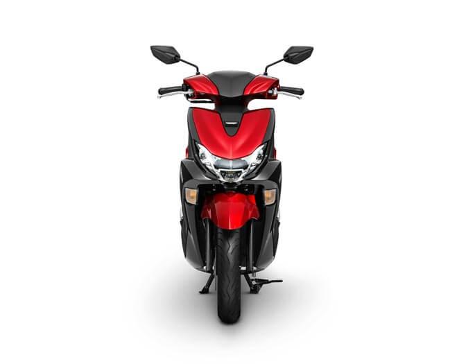 Yamaha Freego Red  (1)