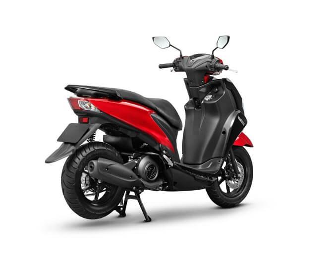 Yamaha Freego Red  (6)