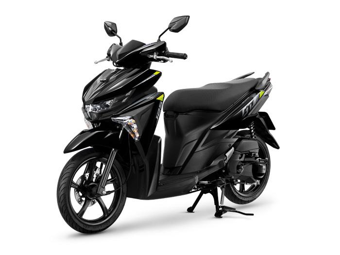 Yamaha-GT125-Black
