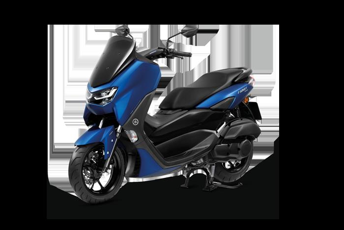 All New Yamaha NMAX 155 2020 (2)
