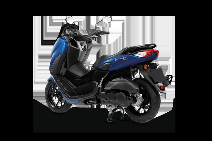 All New Yamaha NMAX 155 2020 (4)