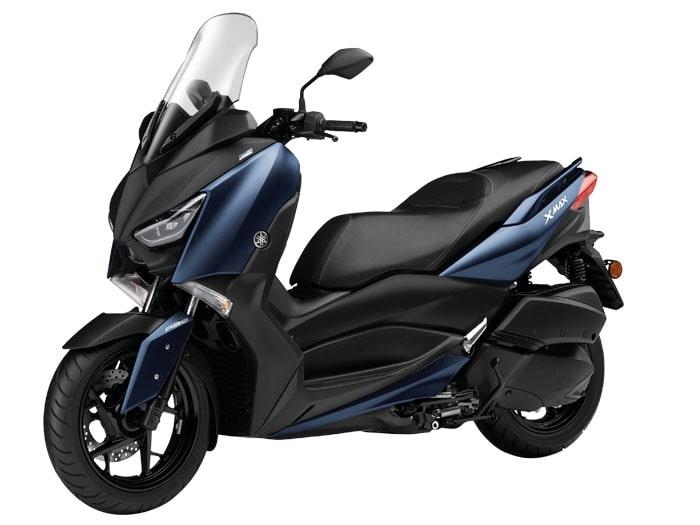 Yamaha XMAX Blue