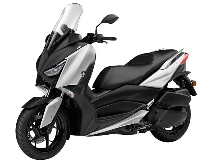 Yamaha XMAX White